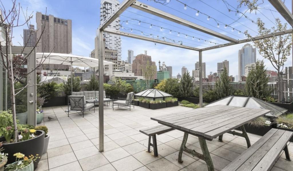 Tribeca Rooftop Garden Amber Freda Landscape Design