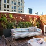 Roof-Garden-Fireplace-TV