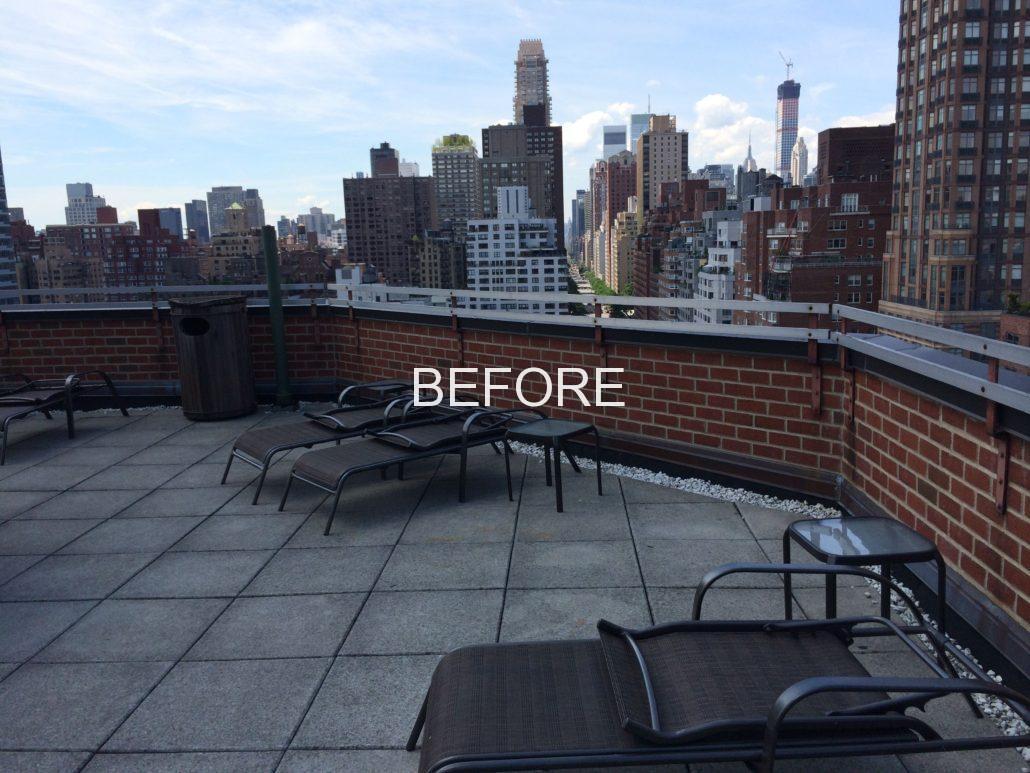 Upper East Side Community Roof Garden