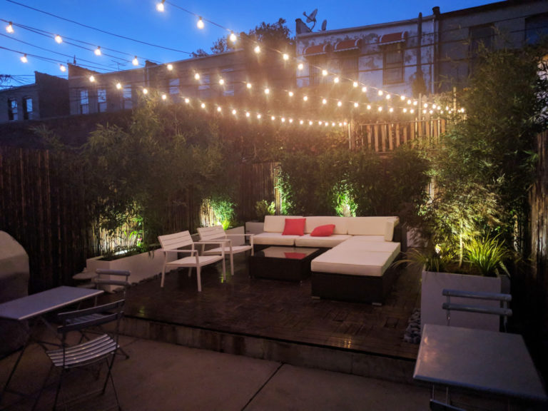 amber freda landscape lighting nyc