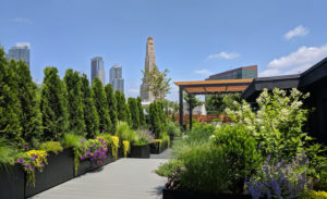custom nyc roof garden design brooklyn manhattan queens