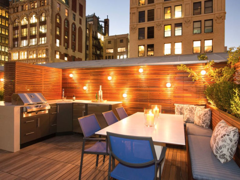 custom outdoor lighting nyc